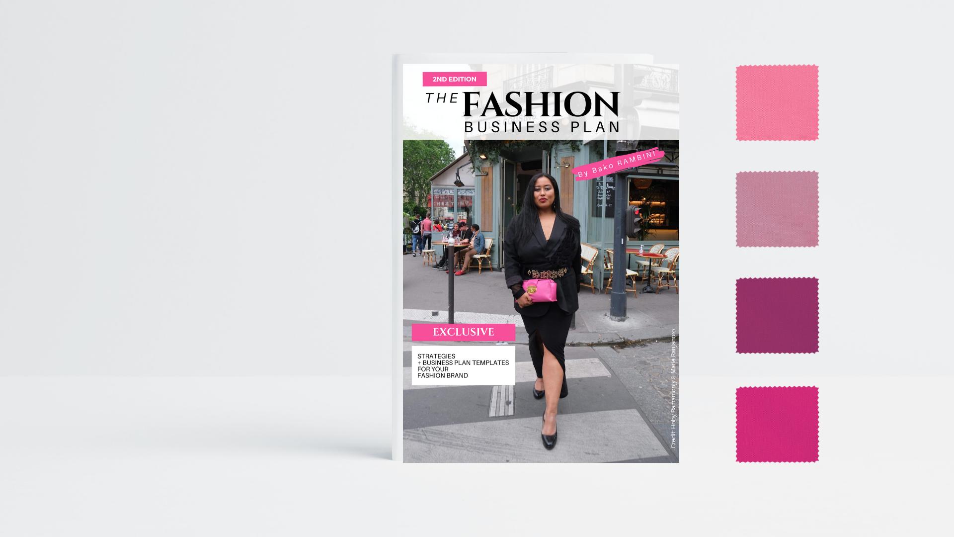 The Fashion Business plan - fashion FXF - Fashion cross functional - Bako Rambini - business of fashion